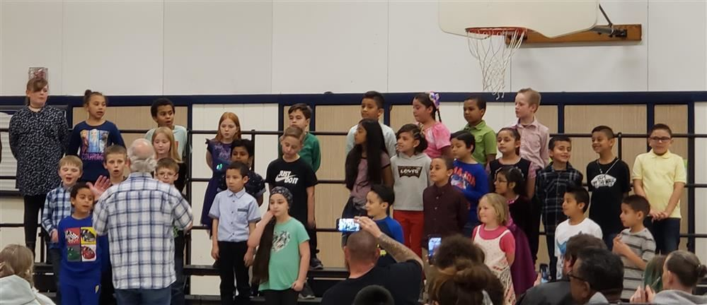 2ng Grade Music Program