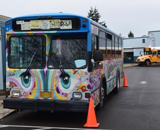 Artie the Art Bus