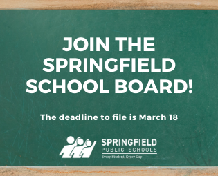 Filing deadline for school board election is March 18