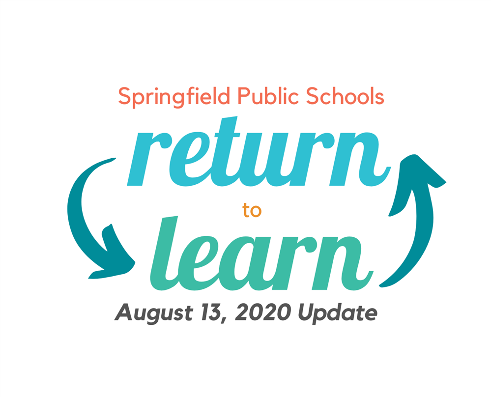 Return to learn August 13 update