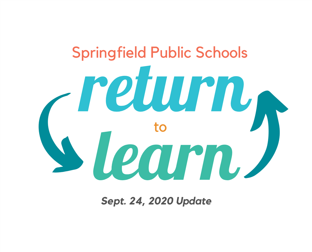 SPS Return to Learn update: Sept. 24