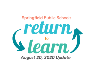 Return to Learn Update Aug 20