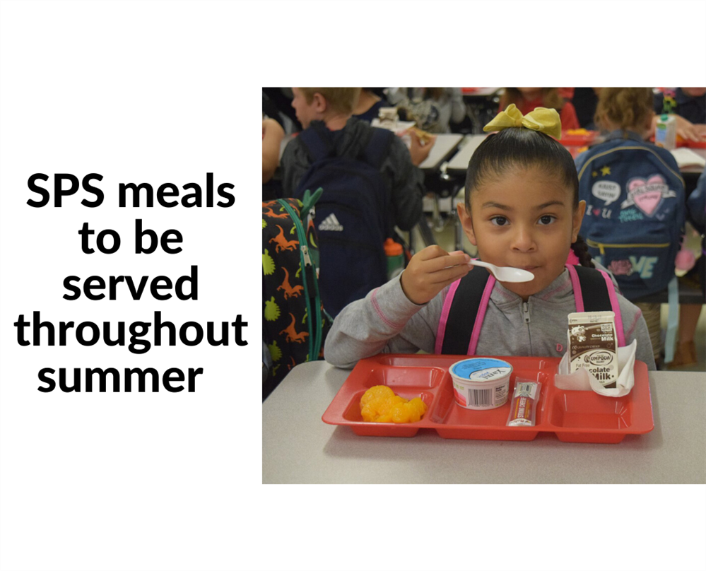 SPS meal distribution to continue into summer months