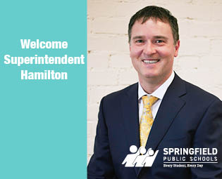 Board Selects Todd Hamilton as Next Superintendent