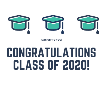 Congratulations, SPS classes of 2020!