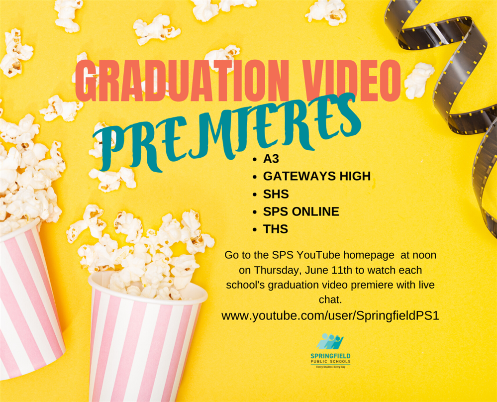 Virtual graduation ceremony premieres