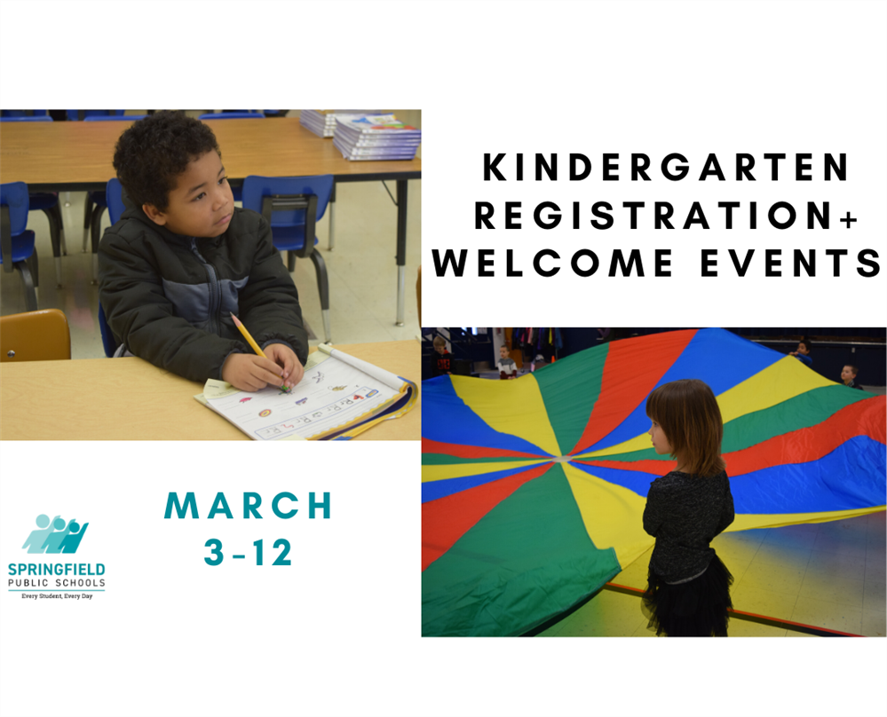 Kindergarten registration is just around the corner